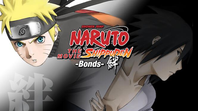Naruto Shippûden the Movie: Bonds on Netflix USA