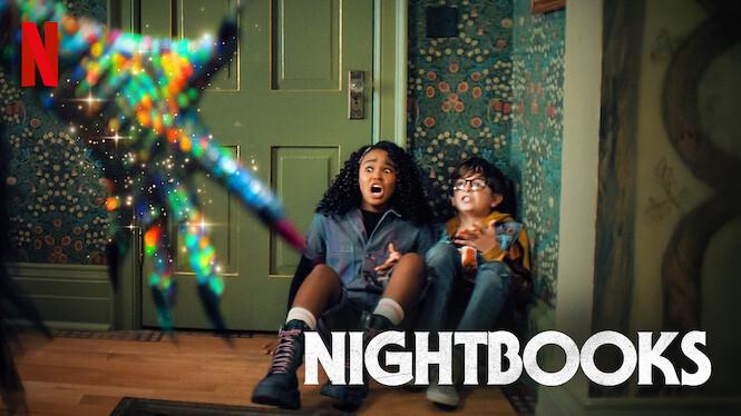 Nightbooks on Netflix USA