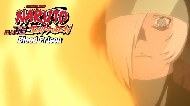 Naruto Shippuden the Movie: Blood Prison on Netflix USA