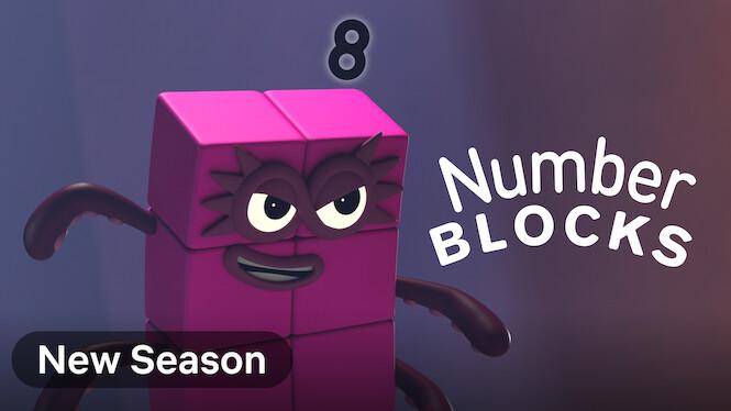 Numberblocks on Netflix USA