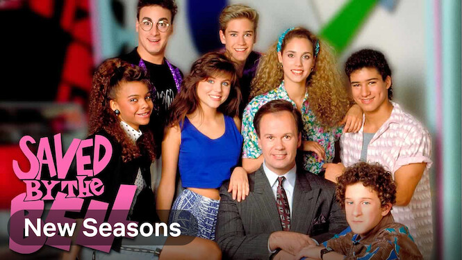 Saved by the Bell on Netflix USA